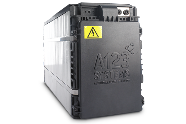 A123 Systems - Automotive Lithium-ion Solutions